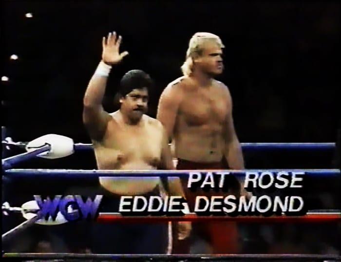 Pat Rose & Eddie Desmond WWF Tag Team