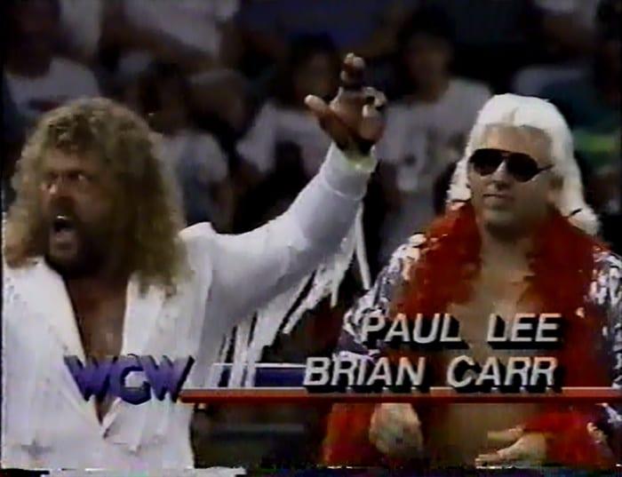 Paul Lee & Brian Carr WWF Tag Team