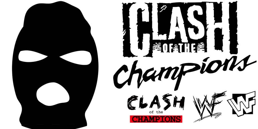RETRIBUTION WWE Clash Of Champions 2020