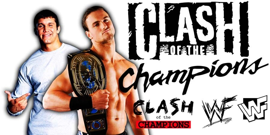 Randy Orton vs Drew McIntyre Clash Of Champions Article Pic