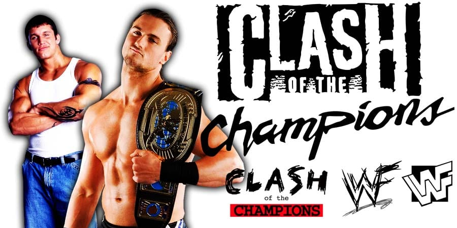 Randy Orton vs Drew McIntyre - WWE Clash Of Champions 2020 Article Pic