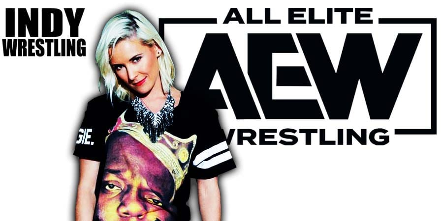 Renee Young AEW All Elite Wrestling Article Pic 3