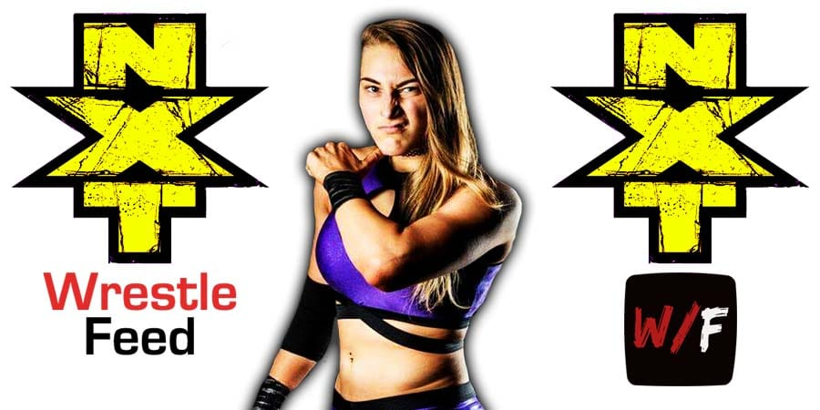 Rhea Ripley NXT Article Pic 1 WrestleFeed App