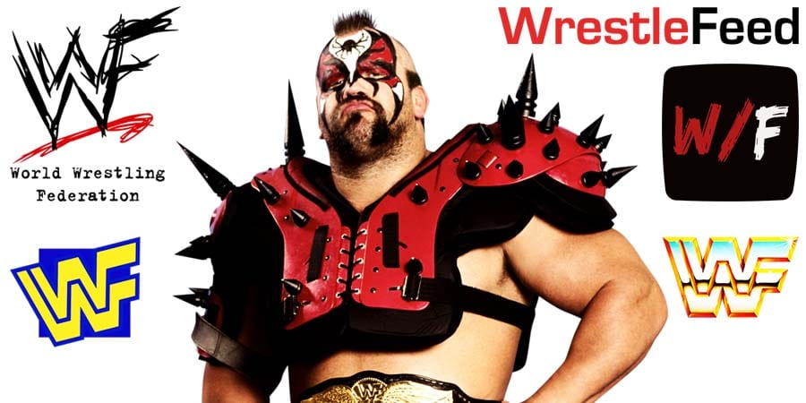 Road Warrior Animal Article Pic 2 WrestleFeed App