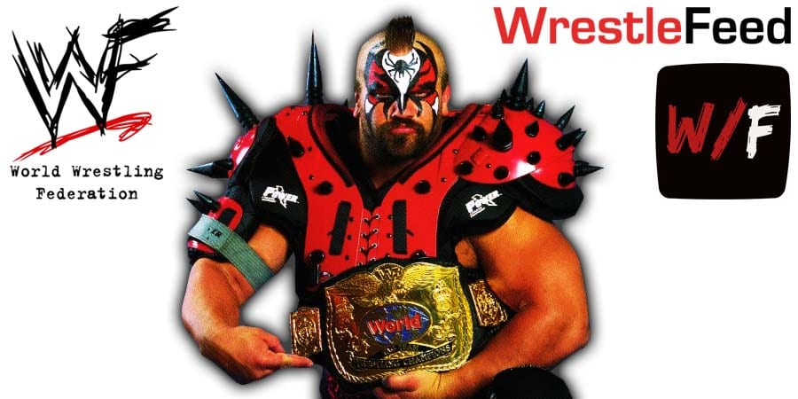Road Warrior Animal - Legion of Doom Death WrestleFeed App