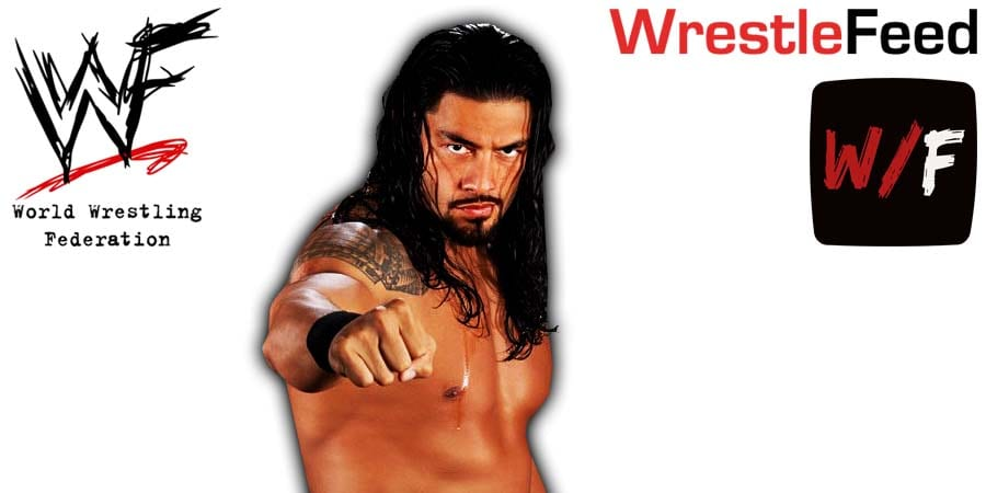 Roman Reigns Article Pic 3 WrestleFeed App
