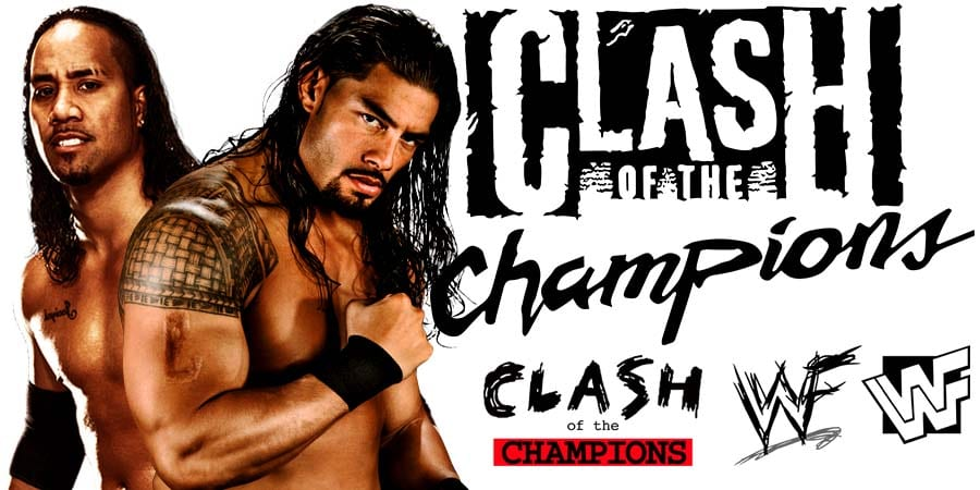 Roman Reigns Defeats Jey Uso At WWE Clash Of Champions 2020