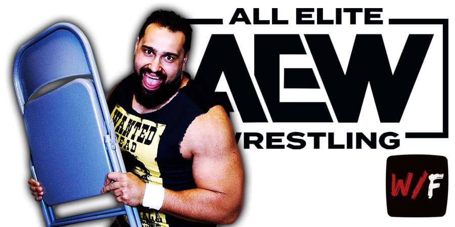 Rusev Miro AEW Article Pic 1 WrestleFeed App