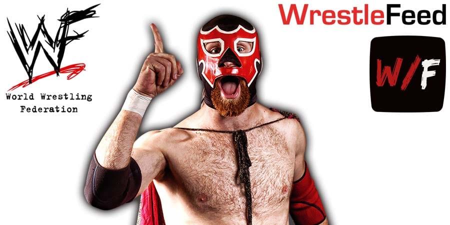 Sami Zayn Article Pic 1 WrestleFeed App