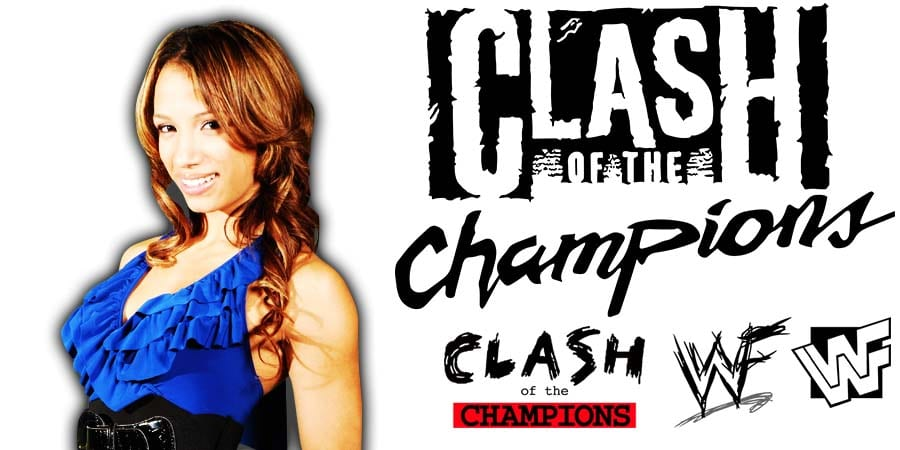 Sasha Banks WWE Clash Of Champions 2020
