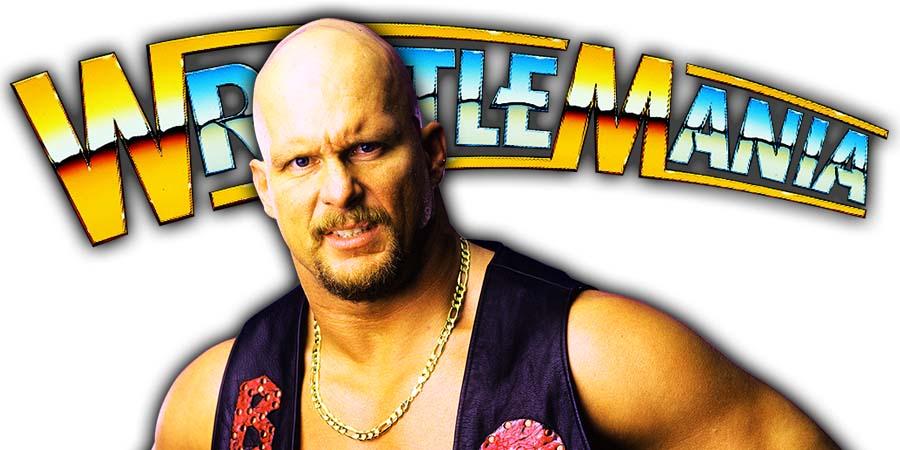 Stone Cold Steve Austin WWF WrestleMania 17