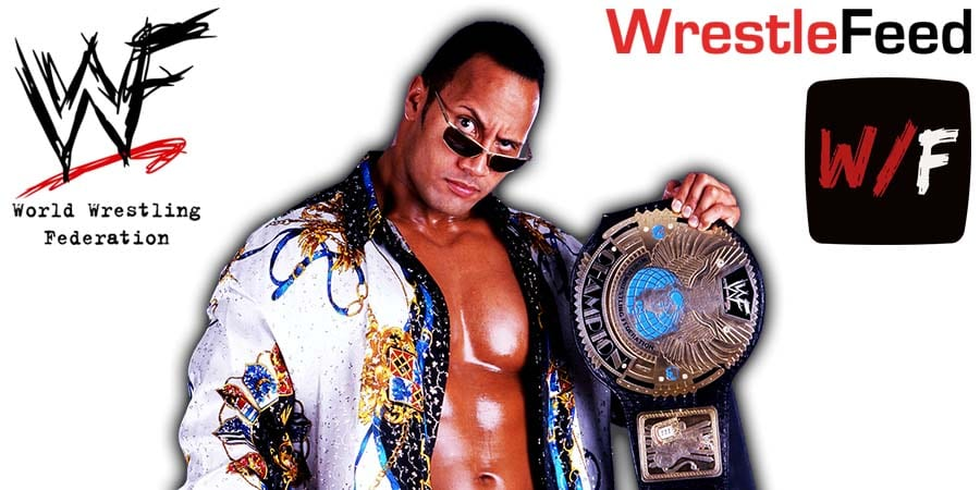 The Rock Dwayne Johnson Article Pic 3 WrestleFeed App