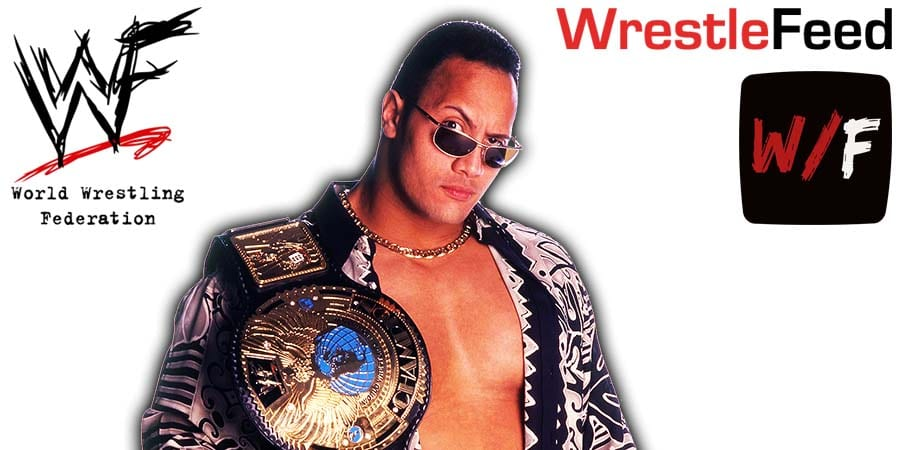 The Rock Dwayne Johnson Article Pic 4 WrestleFeed App