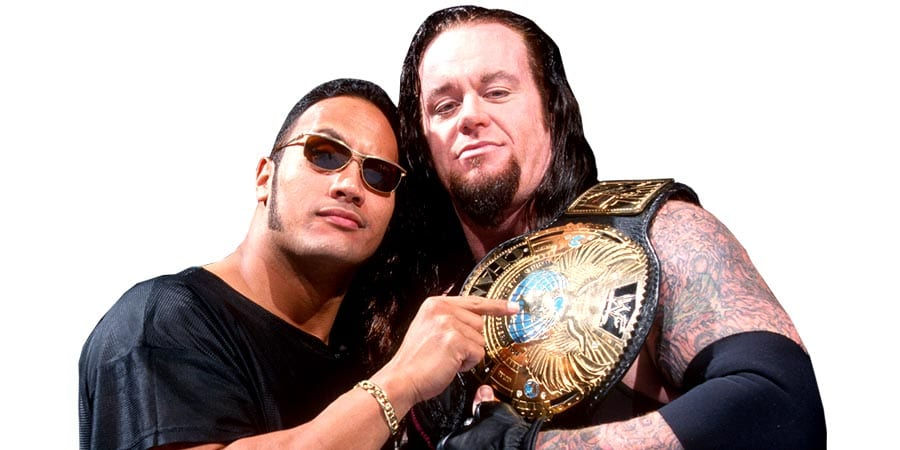 The Rock Undertaker Article Pic