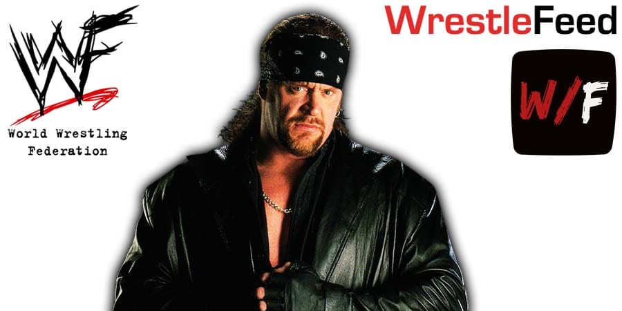 The Undertaker Article Pic 6 WrestleFeed App