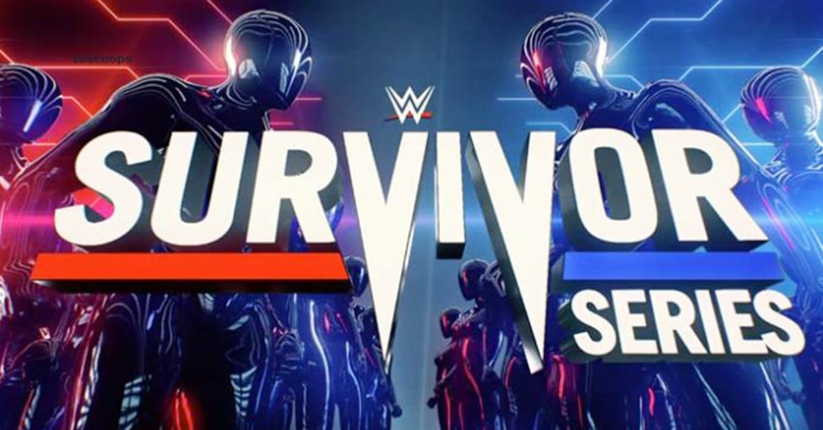 WWE Survivor Series PPV Banner