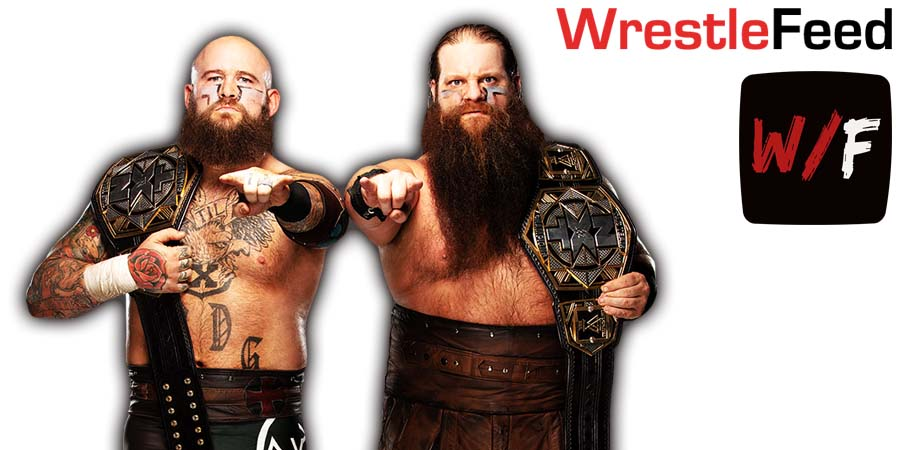 War Riders Viking Raiders Article Pic 1 WrestleFeed App