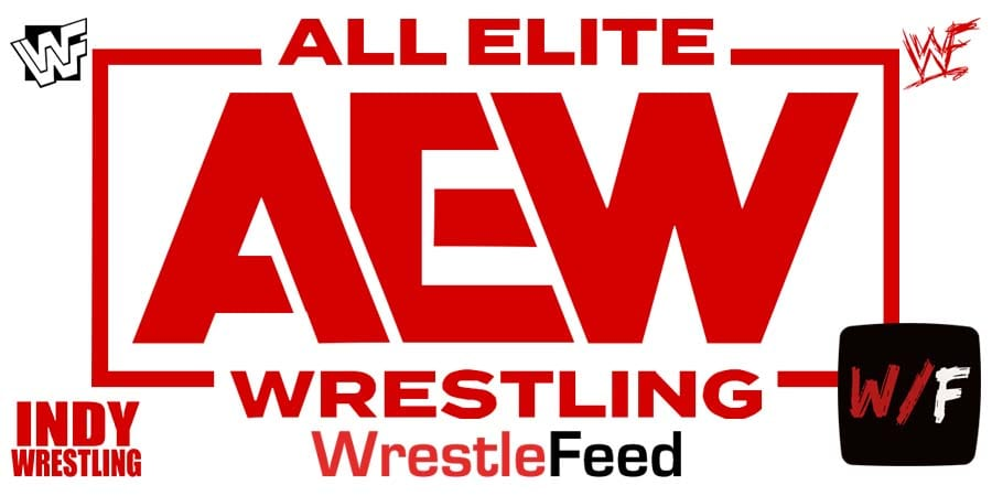 AEW Red Logo Article Pic WrestleFeed App