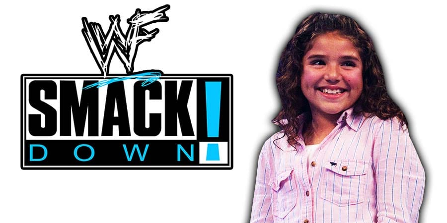 Aalyah Mysterio SmackDown Article Pic 1