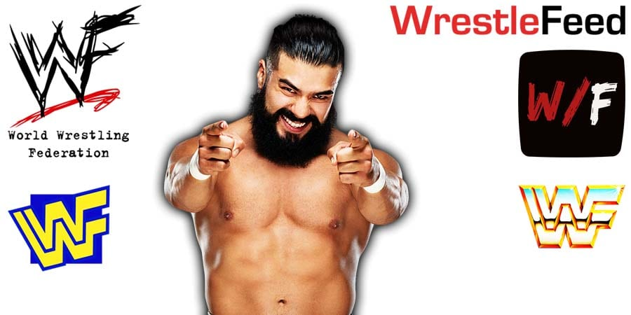 Andrade Article Pic 1 WrestleFeed App