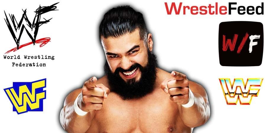Andrade Article Pic 2 WrestleFeed App