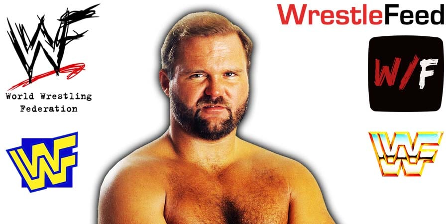 Arn Anderson Article Pic 1 WrestleFeed App