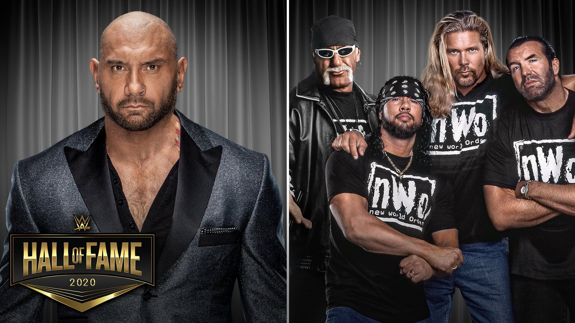 WWE Hall of Fame Class of 2020 will be inducted during WrestleMania 37 weekend