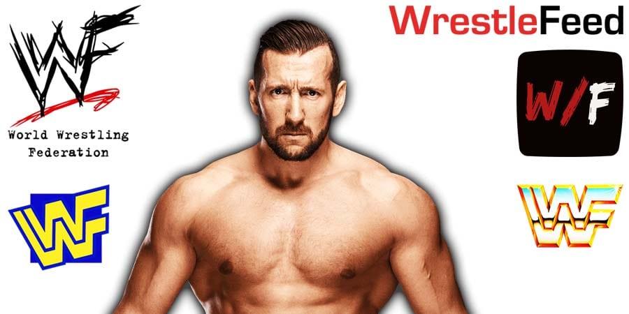 Brendan Vink - Elliot Sexton - Tony Modra Article Pic 1 WrestleFeed App