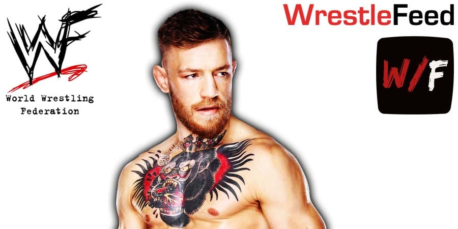 Conor McGregor Article Pic 1 WrestleFeed App