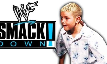 Dominik Mysterio SmackDown Article Pic 1
