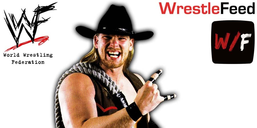 JBL - Justin Hawk Bradshaw APA Blackjack Article Pic 1 WrestleFeed App
