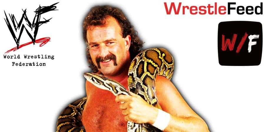 Jake The Snake Roberts Article Pic 1 WrestleFeed App
