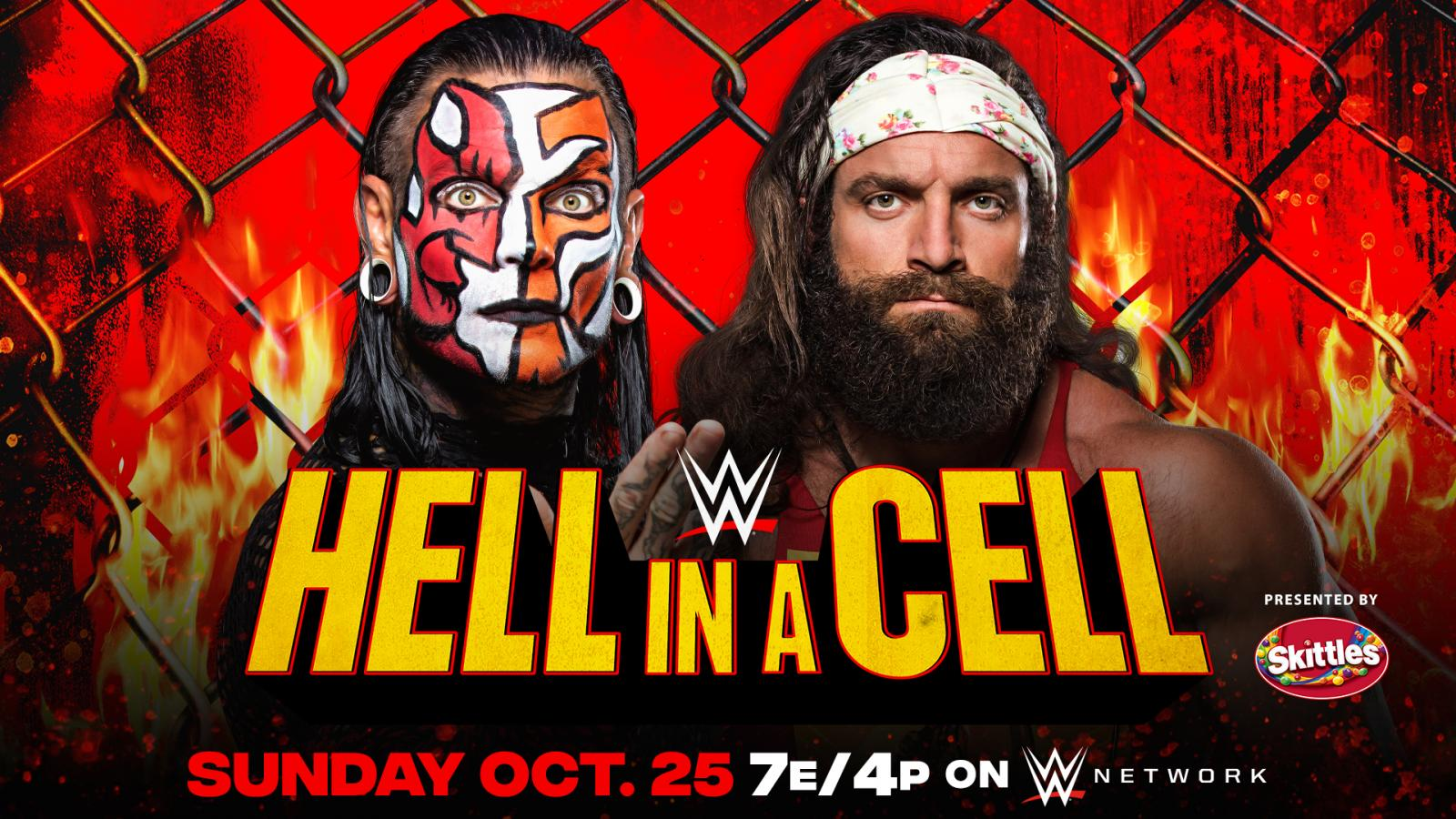 Jeff Hardy vs Elias - WWE Hell In A Cell 2020