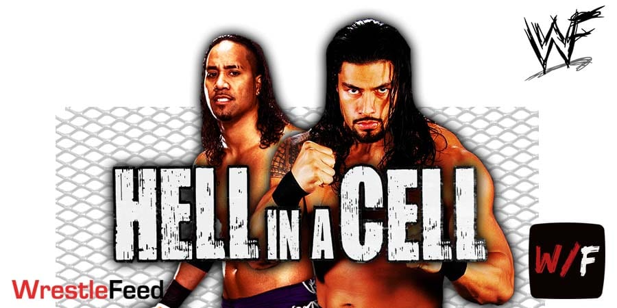 Jey Uso Quits To Roman Reigns At Hell In A Cell 2020
