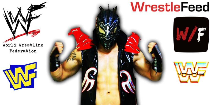 Kalisto Article Pic 1 WrestleFeed App