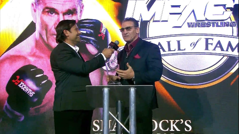 Ken Shamrock Impact Wrestling Hall Of Fame 2020