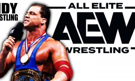 Kurt Angle AEW All Elite Wrestling Article Pic 2