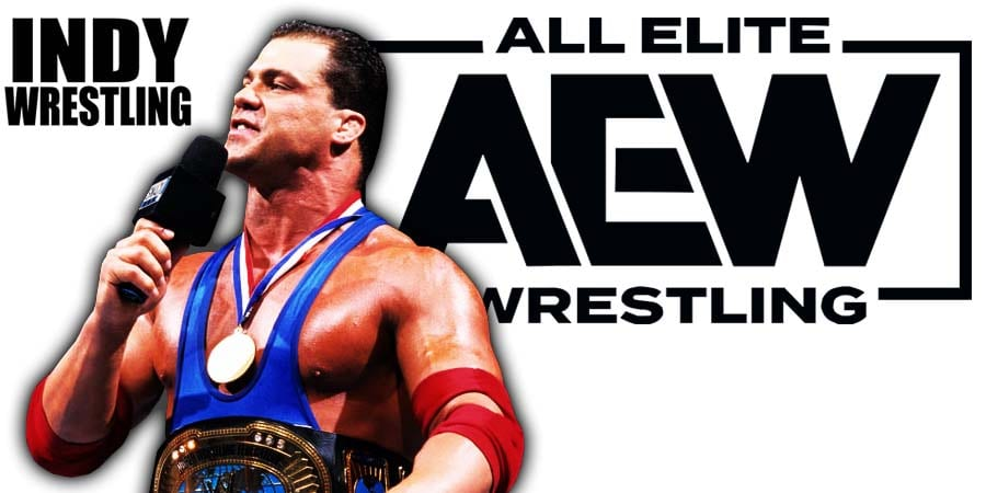 Kurt Angle AEW All Elite Wrestling Article Pic 2