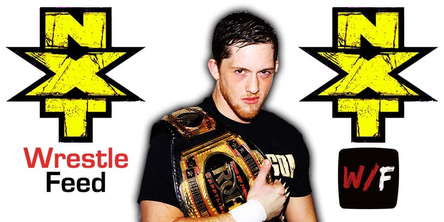 Kyle O'Reilly NXT Article Pic 1 WrestleFeed App