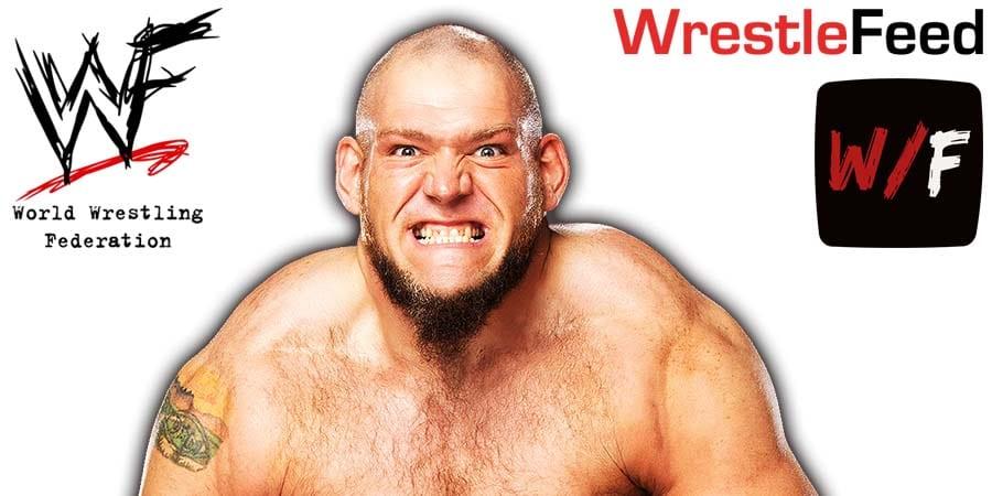 Lars Sullivan Article Pic 1 WrestleFeed App