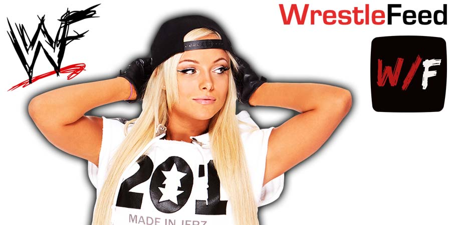 Liv Morgan Article Pic 1 WrestleFeed App