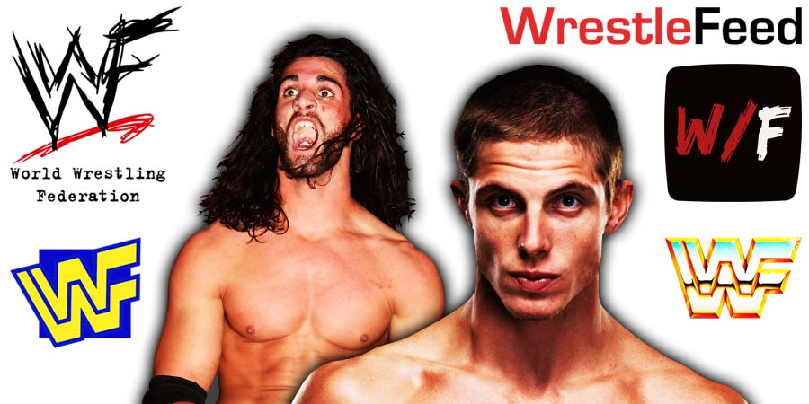 Matt Riddle vs Seth Rollins Article Pic 2 WrestleFeed App