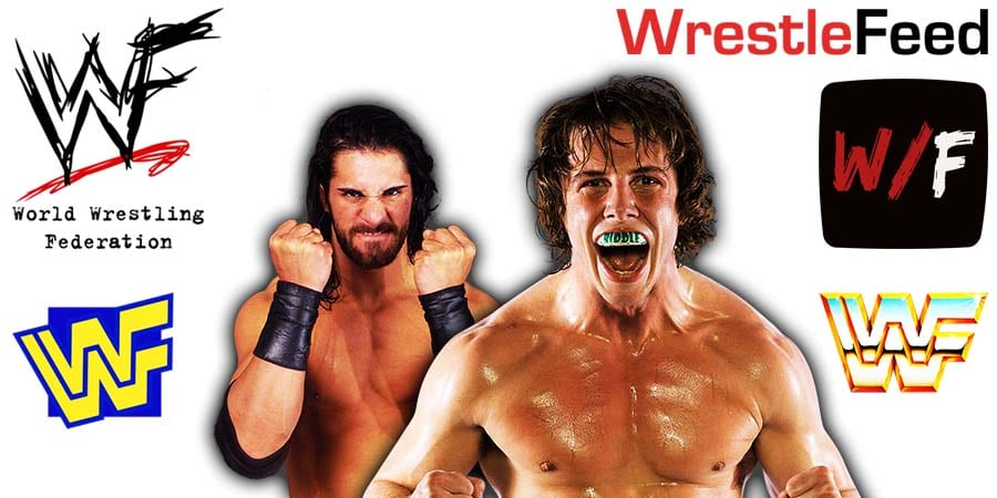 Matt Riddle vs Seth Rollins Article Pic 3 WrestleFeed App