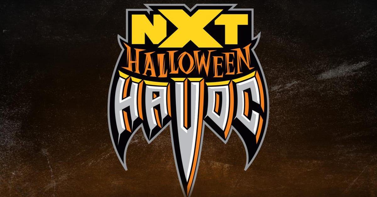 NXT Halloween Havoc Logo 2020