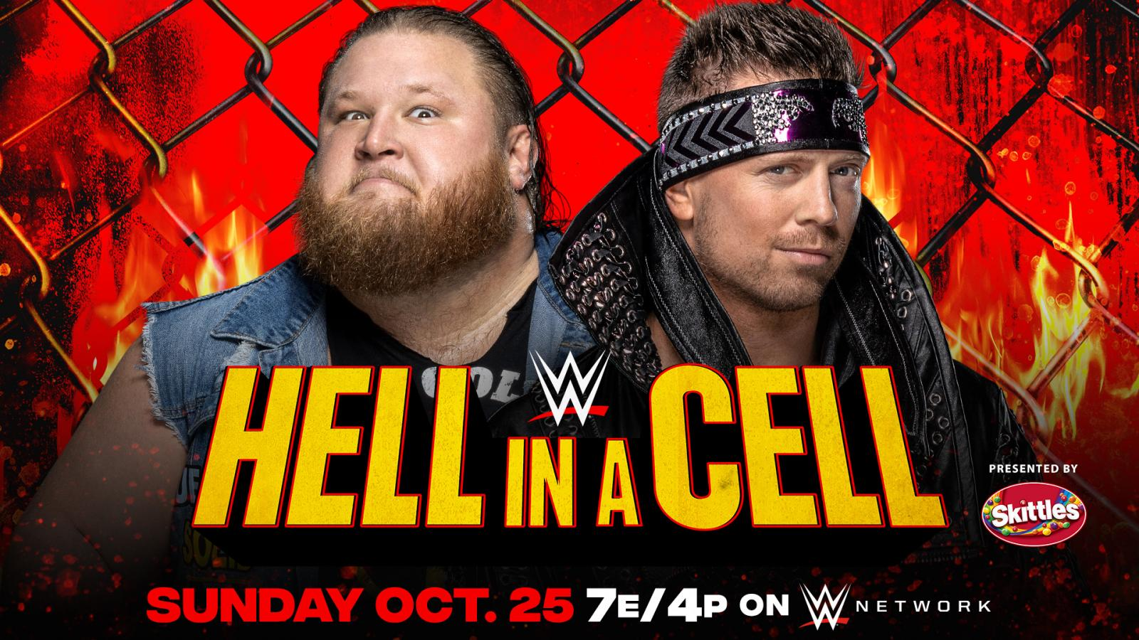 Otis vs The Miz - WWE Hell In A Cell 2020