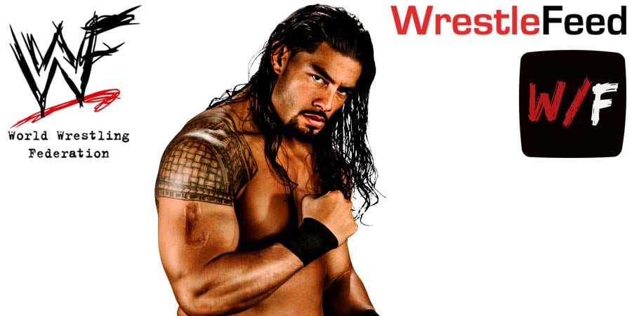Roman Reigns Article Pic 4 WrestleFeed App