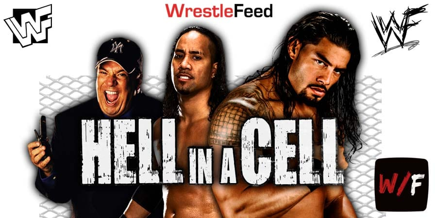 Roman Reigns defeats Jey Uso at Hell In A Cell 2020 WrestleFeed App