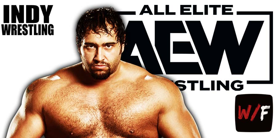 Rusev Miro AEW Article Pic 2 WrestleFeed App