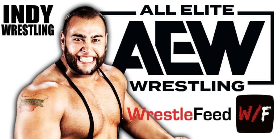Rusev Miro AEW Article Pic 3 WrestleFeed App