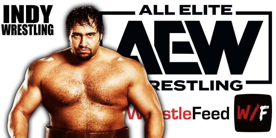 Rusev Miro AEW Article Pic 4 WrestleFeed App
